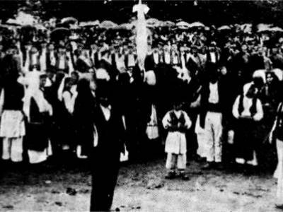 Dvorani u Veleizdajničkom procesu 1909. godine (2): Krivi zato što su Srbi