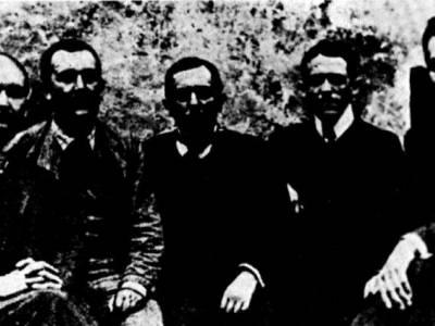 Dvorani u Veleizdajničkom procesu 1909. godine (1)