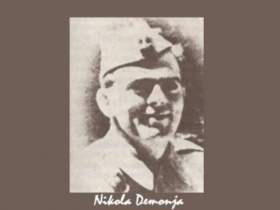 Poznati Banijci: Narodni heroj Nikola Demonja