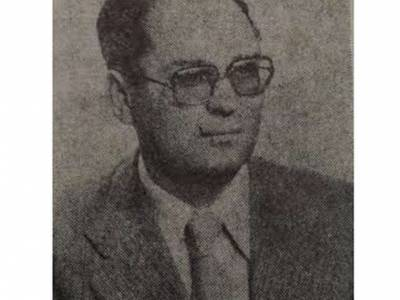 Poznati Banijci: Profesor ekonomskih nauka dr Bogdan Ćosić