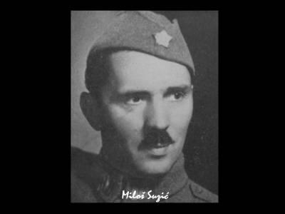 Poznati Banijci: Miloš Suzić