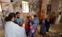 Pravoslavnih vernika u hramu je sve manje