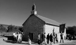 Mjesto okupljanja raseljenih - Crkva pokrova Presvete Bogorodice