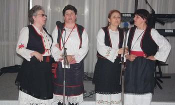 Ženska pjevačka grupa Udruženja Banijaca Beograd