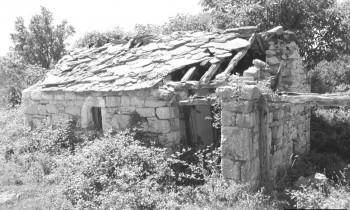 Zauvijek napustena kuća u Biljanima Donjim
