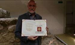 Jubilarna, deseta nagrada ''Sava Mrkalj' ove godine pripala je Nenadu Grujičiću