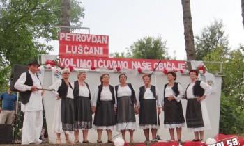 Petrovdan u Luscanimai 7