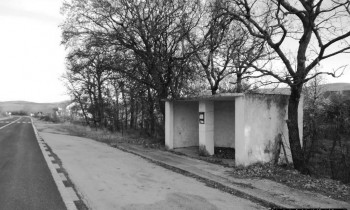 Autobusna stanica u Polači – bez rasvjete