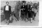 Porodica u izbeglištvu Beograd 1943