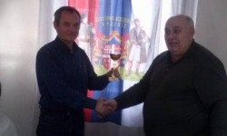 Miloš Bajić, pobjednik turnira u pojedinačnoj konkurenciji