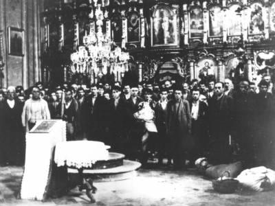 Feljton: Pokolji Srba u Glini 1941. godine (1)