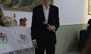 Aukcija banijskih proizvoda - Andreja Lazić