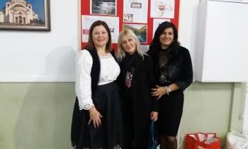 Organizatori: Mirjana Dabić Lazić, Jela Adžić,Marina Milinković Aleksić
