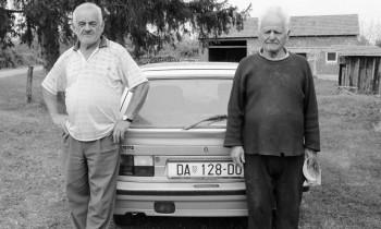 Dusan Barac i Stevo Krajnovic