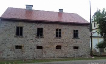 parohijski dom topusko