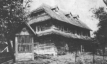 Kuća Radovana Šaše, Donja Stupnica