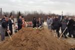 Sahrana posmrtnih ostataka Vila (Jovana) Mile iz Strmena ekshumiranog u Gornjem Selištu