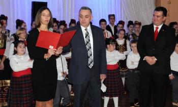 Svetlana Aleksić, Ljubinko Špegar i Saša  Ivanković