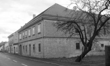 Pelešova kuća u kojoj bi trebao biti smješten Muzej hrvatske himne