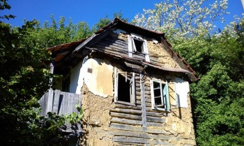 Kuća na Baniji